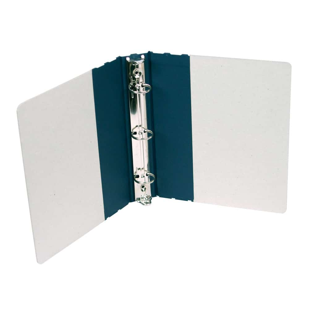 Chipboard Binder with Library Spine DL