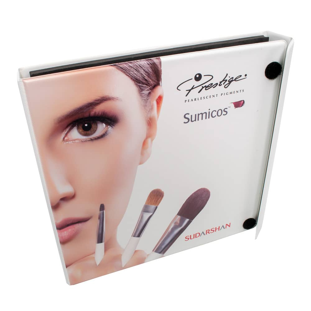Vinyl Sample Kit Cosmetics Sudarshan WO1704510
